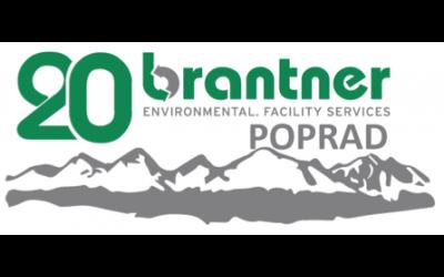 20. výročie spoločnosti Branter Poprad