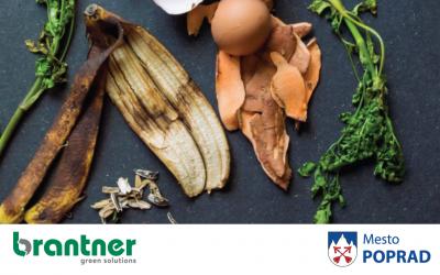 Zber biologicky rozložiteľného Kuchynského odpadu